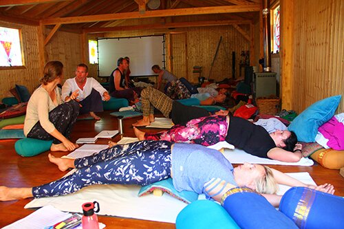 learn to teach yin yoga